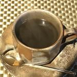 ティペット喫茶レストラン - エスプレッソ ニトロ(500円)