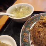 興興飯店 - スープ