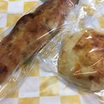 105878159 - [2019年4月]フードコートにあるパンショップ・ジュブリルタンのパン