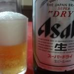 105878642 - 大瓶ビール