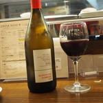 すいば - 赤ワイン(グラス)