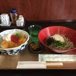 千成そば - 料理写真: