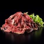 牧草牛のローストビーフ丼