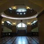 ベジタブル ライフ - 館内 2F吹き抜けの中央ホール