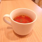Café Leaf  - 本日のスープ