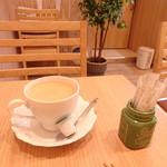 Café Leaf  - ホットコーヒー
