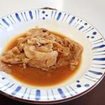 すき家 - 豚皿ミニ