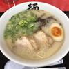 博多麺屋台 た組 - 料理写真:「ラーメン」750円(小田急百貨店新宿店「福岡物産展」)