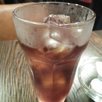navi cafe - アイスティー