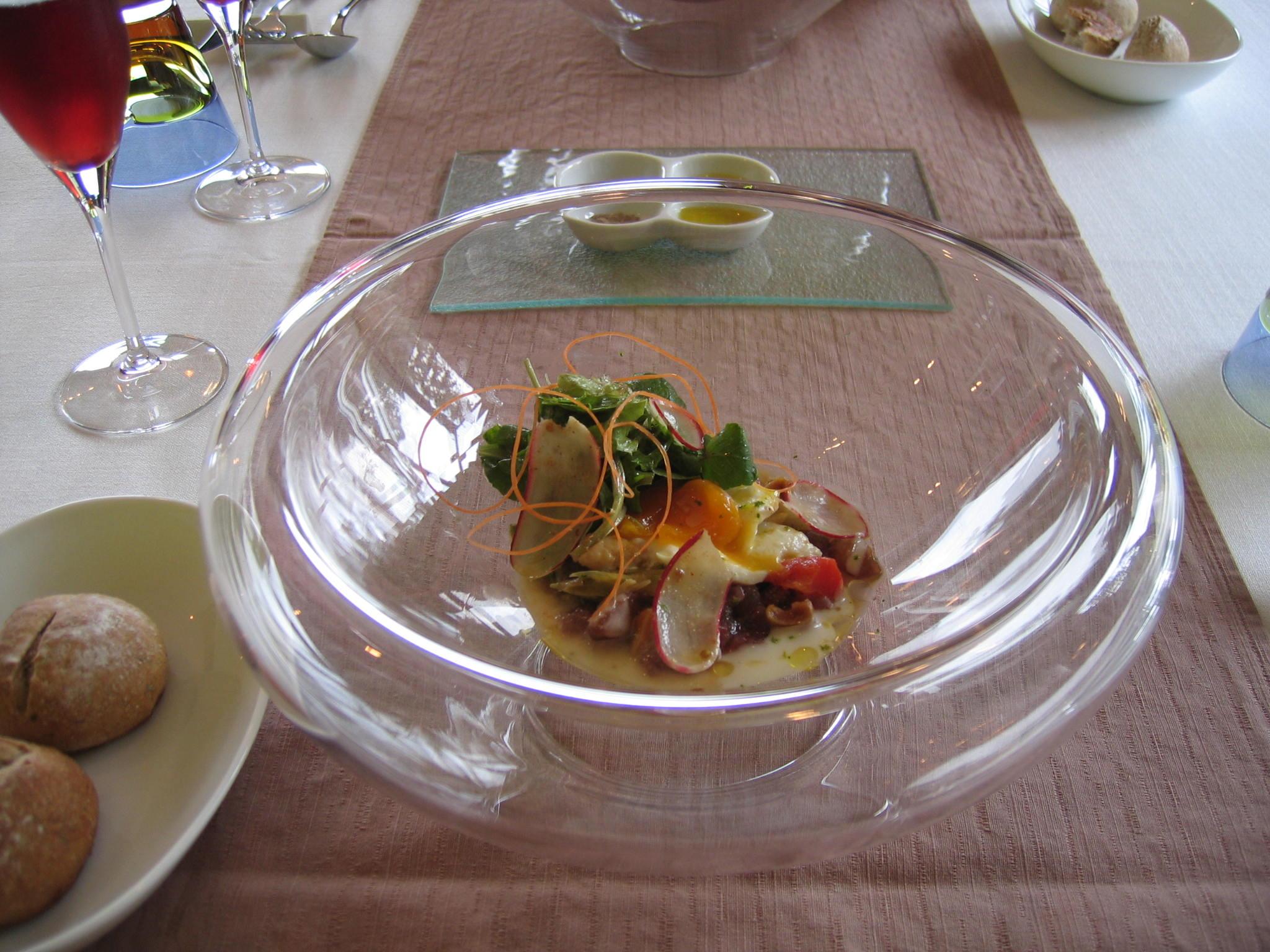 レストラン マサヒロ・ニシムラ