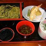 10590067 - 茶そば・ざる・天ぷら付