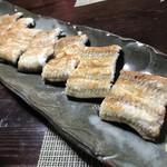 105900970 - 天然鰻 白焼き