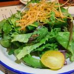 野毛ビストロ ZIPテラス - グリーンサラダ