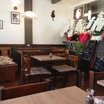ミュウズカフェ39 - お店の中の様子