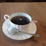 ミュウズカフェ39 - コーヒーをサービスしてもらっちゃいました