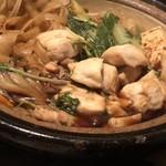 105908915 - 比内地鶏のすき煮