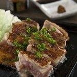 とり鉄 - 会津地鶏鉄板