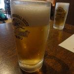 元祖 福ねこや - 生ビール