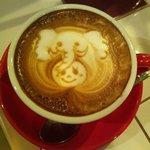 CAFERISTA - 料理写真:フラットホワイト500円