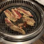 焼肉・冷麺ヤマト - 「『炙りカルビ』かなり薄切り」  早口で3回言ってみてください。