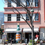 ジャックカフェ - 横浜市中区海岸通り1−1