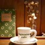 ライトニングカフェ - コーヒー