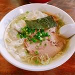伊達屋 - 塩雲呑麺