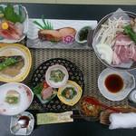 安野旅館 - 料理写真: