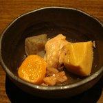 鈴の音 - 本日のおばん菜 筑前煮