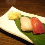 鈴の音 - 握り寿司