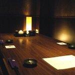 鈴の音 - 落ち着いた個室