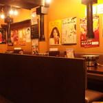 大成食道 - 店内(2018年11月)