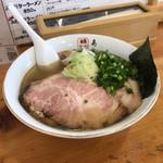 地鶏ラーメン ありがとう - 料理写真: