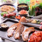 Korean Dining ハラペコ食堂 - 女子会コース
