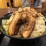 麺丼やころな - フジヤマラーメン
