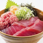 魚太郎 - ねぎとろ鉄火丼