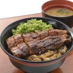 魚太郎 - うなぎ丼