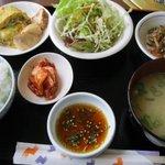 蘭 - 2011.12 ランチ 焼肉定食