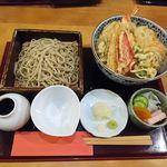 105940772 - 天丼御膳 2019.3