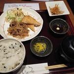 Japanese Dining & Wine じょうのや - 日替わり定食780円
