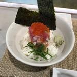 プレミアムレストラン 東京 金のダイニング 鮪金 - 海鮮丼(980円)