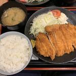 串かつでんがな - ジャンボチキンカツ780円
