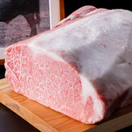 鉄板焼・愛宕 - 広島和牛サーロイン