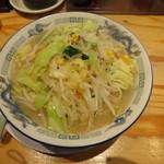 105943158 - 姫路タンメン(並) 麺大盛り