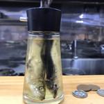 天夢 - 煮干酢