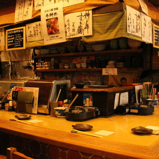 ◆全22席◆お店は路地裏にあるノスタルジックな古民家風*