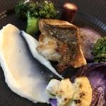 トレヴァッリ - おすすめ本日のお魚料理 宮津からのお魚
