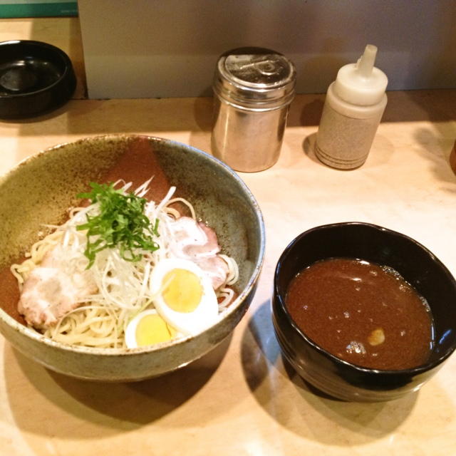 一龍 - つけ麺