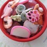 魚勝 - 料理写真:ちらし寿司630円