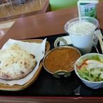 リアルインディアンカレー - 料理写真: